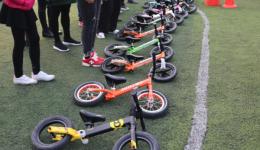 (新城吾悦校区)平衡车:一种全新的运动方式