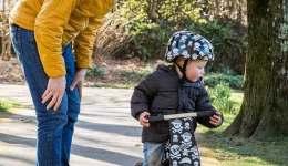家长对孩子玩儿童平衡车应该持以一个怎样的态度
