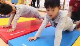 为什么儿童要进行体能训练
