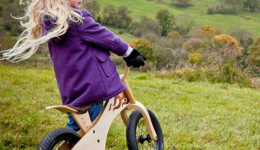 掌握儿童平衡车之终极奥义之一——滑行