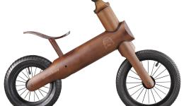 GreenChamp Bikes——用竹子制作儿童平衡车的品牌